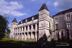 52 Echenay - Château XIV XV XVI XVIII - Photo of Saudron
