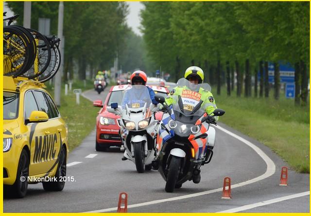Belgian and Dutch Bike.