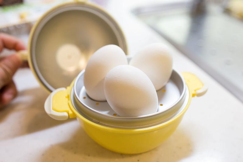 半熟ゆで卵-9