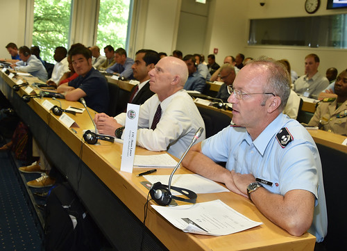PTSS 16-12 Participants Study Role of Intelligence in Countering Terrorism