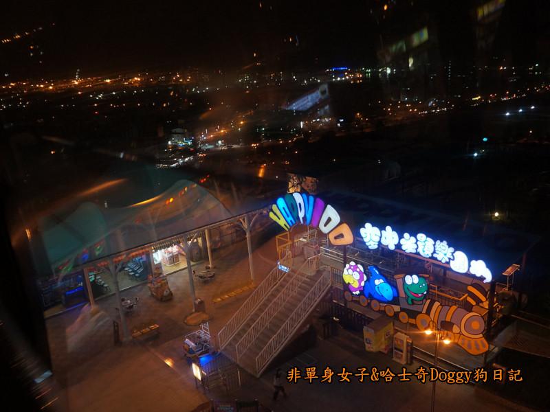 高雄市立圖書館&夢時代廣場摩天輪10