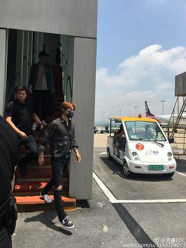 BIGBANG Arrival Nanning (23)