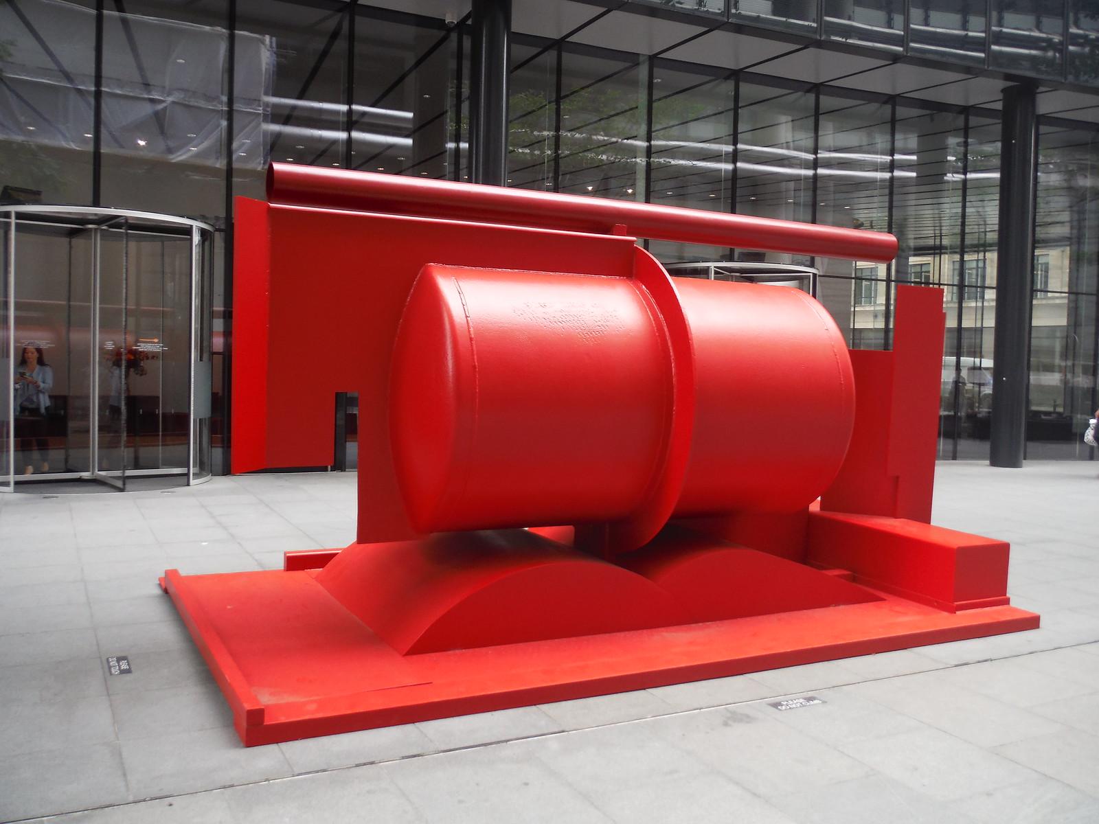 Anthony Caro - Aurora SWC Walk Short 24 - Sculpture in the City