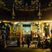 Temple night