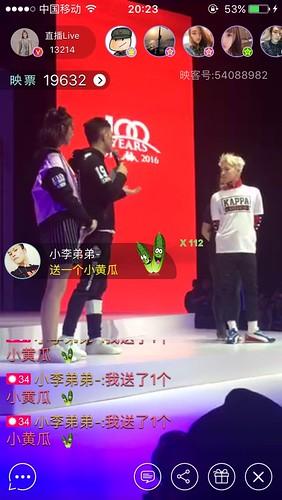 G-Dragon - Kappa 100th Anniversary Event - 26apr2016 - guanjunxiaopipi - 01