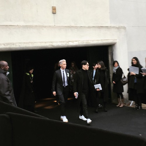 TOP - Dior Homme Fashion Show - 23jan2016 - chhhloezzff - 01