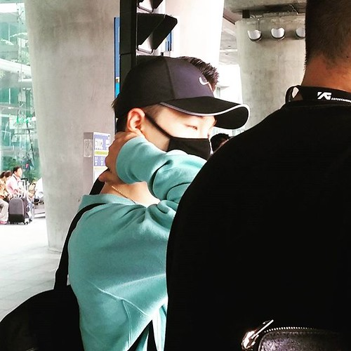 Big Bang - Incheon Airport - 02aug2015 - mybaeby - 06