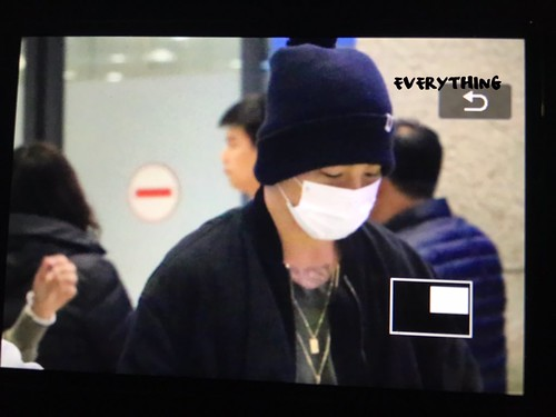 Big Bang - Incheon Airport - 03dec2015 - xxxziforjy - 03