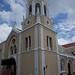 Église San Francisco de Asis, vieux quartier de la ville de Panama
