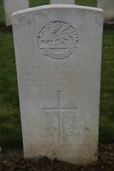 Ham British and German Military Cemetery.