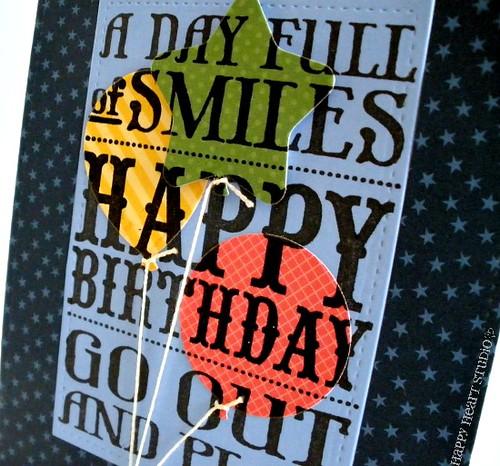 Birthday Balloons 3