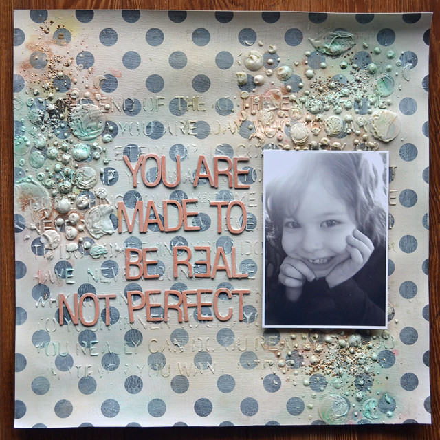 You are Made to be Real LO