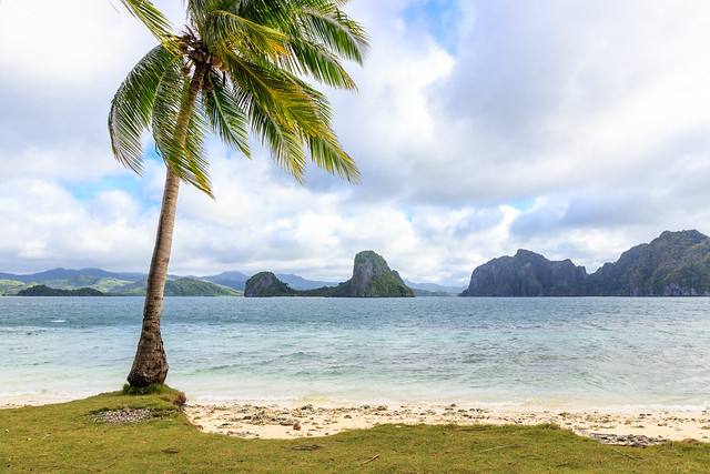 The beach, Palawan, Philippines [Explore thank you all]