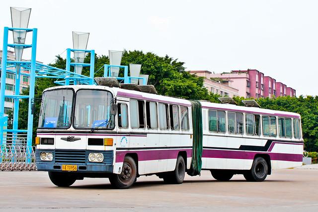 GZK6142E articulated bus