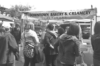 Ferry Plaza Farmers Market - Downtown Bakery and Creamery