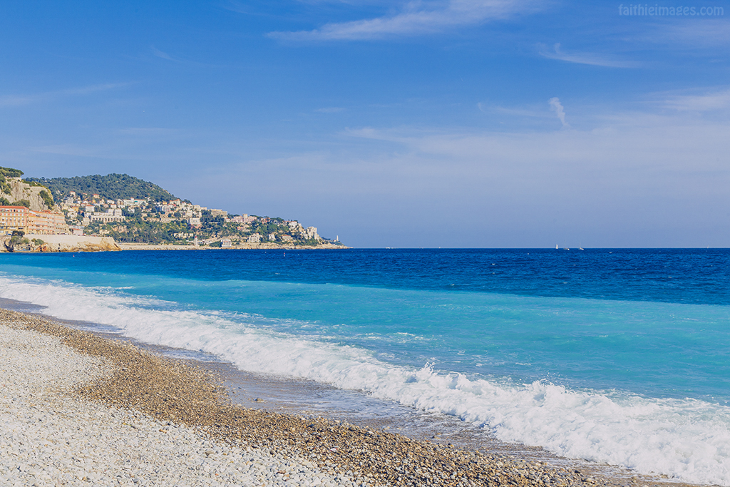 The Coast of the French Riviera