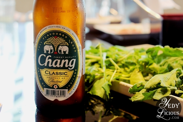Chang Beer Four Seasons Buffet HotPot City SM MOA