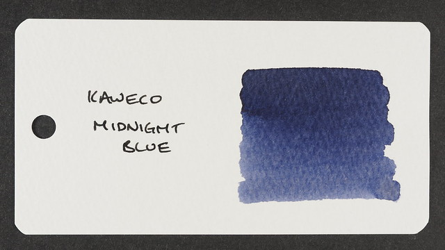 Kaweco Midnight Blue - Word Card