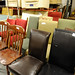 Wide selection of dining chairs