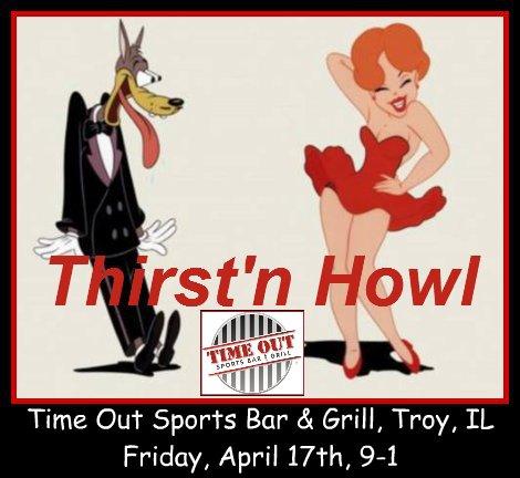 Thirst'n Howl 4-17-15