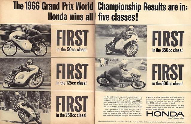 Honda 1966