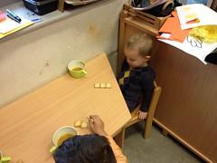 K1C: Smakelijk eten!
