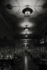 V&A ceiling bw