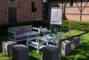 Faculty Club Leuven - New Garden Lounge - opening