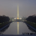 Reflecting Pool at Dawn