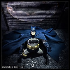 """alternate shot of scene 10 #Batman : Batman: """"The rain seemed to be letting up, coming down in DRIBBLES and SHAKES--meanin God was done with Gotham. I appreciated that His timing couldn't have been WORSE for me, but I felt lucky to find a broken gutter, s"""
