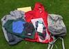 Equipment for endurance walks