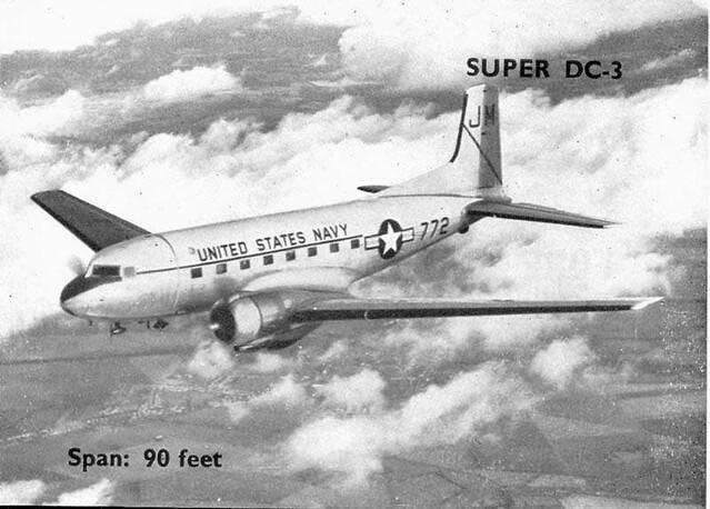 Douglas Super DC-3 como el que se estrelló en Islandia