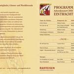 2016 Jahreskonzert
