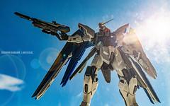 """Freedom Gundam from """"Gundam Seed series"""""""