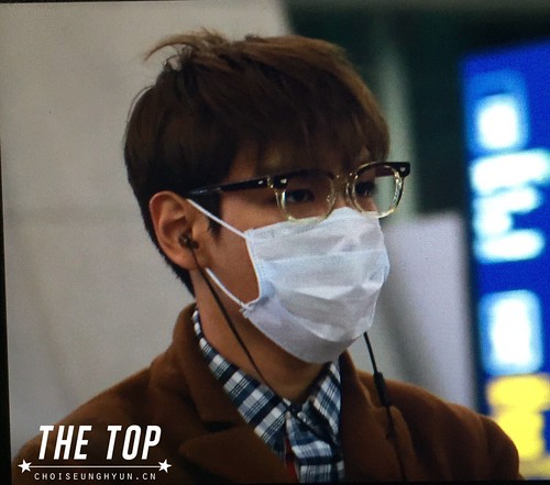 TOP - Incheon Airport - 05nov2015 - The TOP - 03