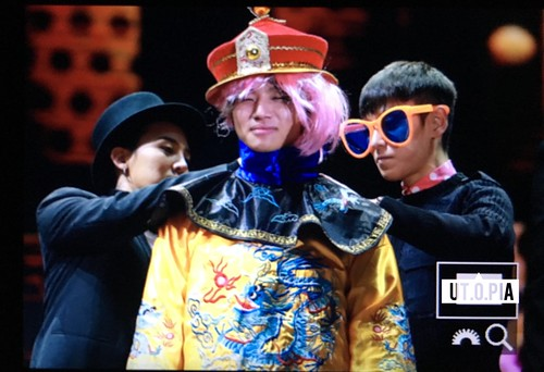 Big Bang - Made V.I.P Tour - Changsha - 26mar2016 - Utopia - 11