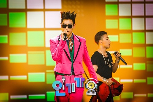 Big Bang - SBS Inkigayo - 10may2015 - SBS - 33