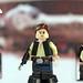 Custom LEGO Star Wars: A New Hope | Han Solo by LegoMatic9