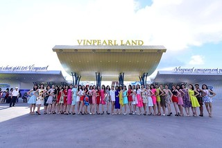cong vinpearl land