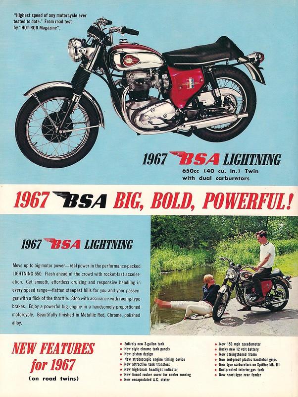 BSA 1967 2