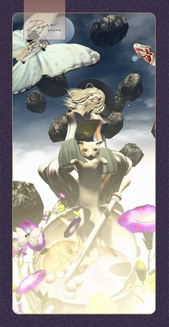 CyoT & ROQUAI - Tarot MAGE #2