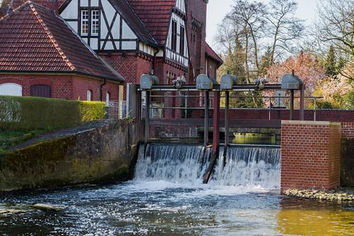 Waterfall Coesfeld