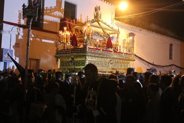 AionSur 17039923555_b1da162805_z_d Estampas de Viernes Santo, de luz y devoción por las calles de Arahal Cultura Semana Santa