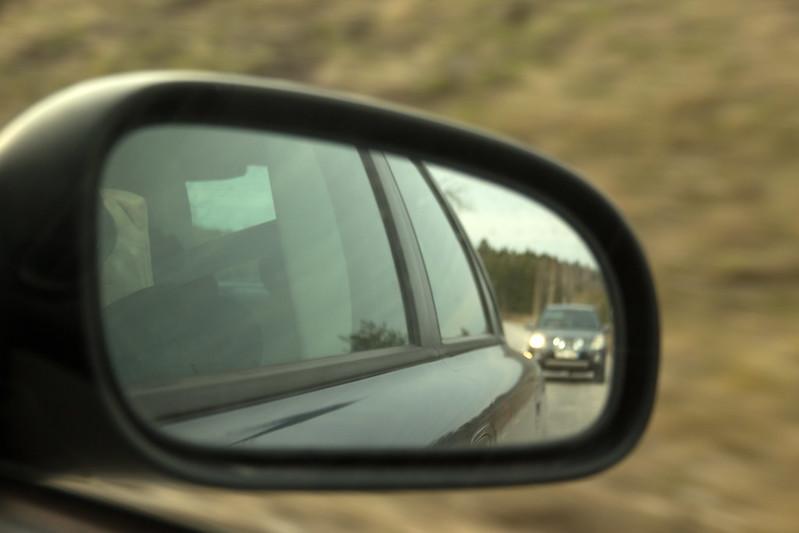 73 av 365 - Backspegeln