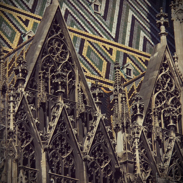 Domkirche St. Stephan - Vienna