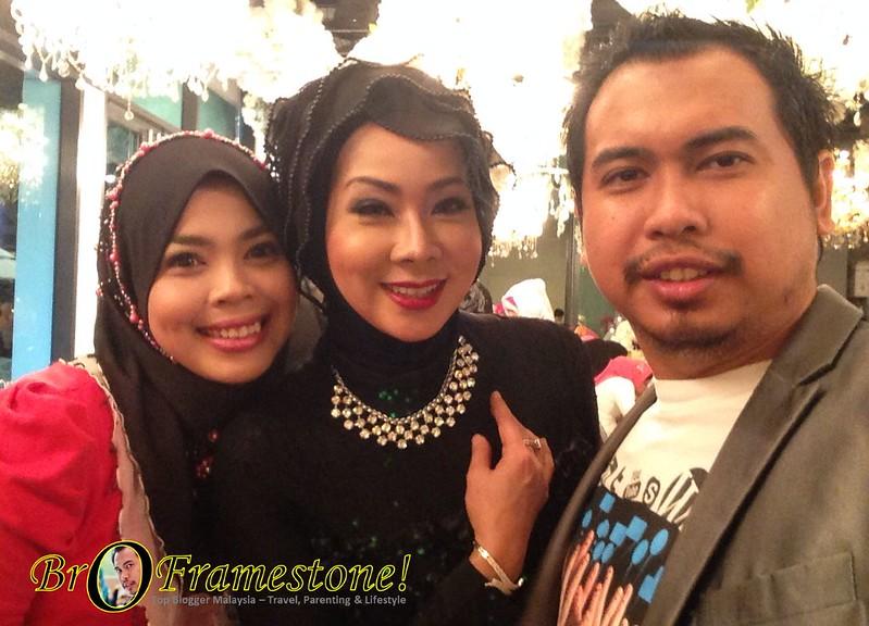 Bersama Puan Fiona Tahir Charisma Legacy