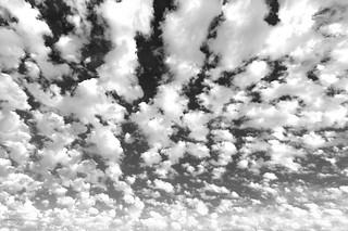 just clouds (c) 2015 Bernhard Egger :: ru-moto images 6340 mono