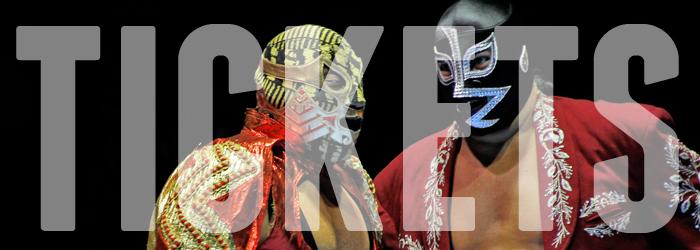 TIX lucha libre may 2015