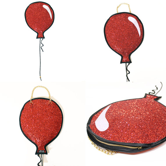 balloon purse