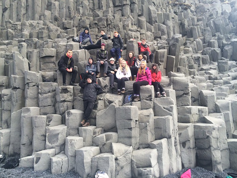 Geography Iceland Visit April 2015